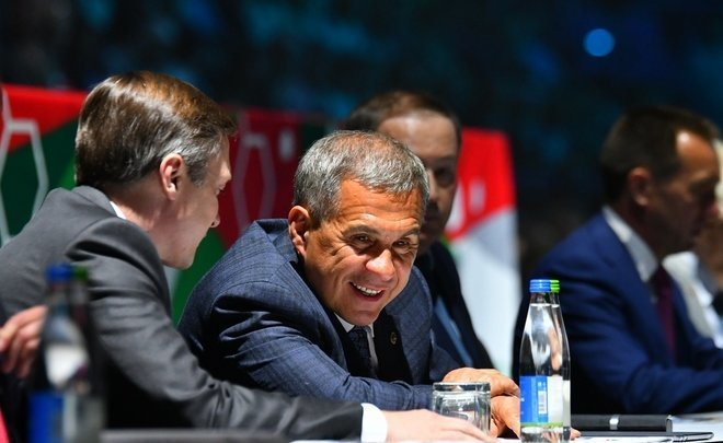 Rustam Minnikhanov: ''Chemistry and petrochemistry are a growth point of the region''
