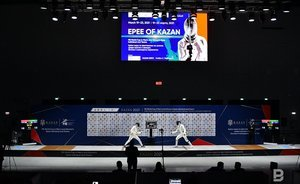 Consolation final: Épée World Cup leg in Kazan ends