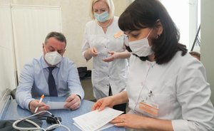 How employees of Kazanorgsintez PJSC getting vaccinated