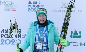 Separate competition for Kazanorgsintez workers opens at Russian Ski Run 2020
