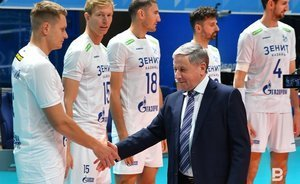 Zenit-Kazan opens season: president's message, traditional national hats and two group photos
